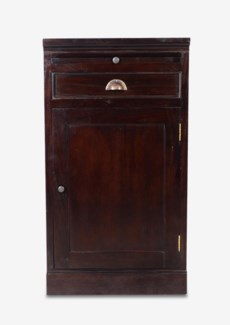 Napa Wine Cabinet Base W/Door and Drawers (18X13X36)