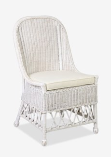 Daphnie Rattan Side Chair (22X23X39)....