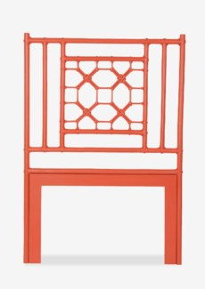 Lattice Headboard-Twin - Orange(41.5X2X60)