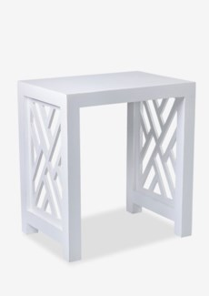 Chippendale Side Table (22x16x24)