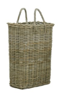 Sabrina Tall Storage Basket-Large 16X10X24