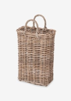 Sabrina Tall Storage Basket-small 12X7X20