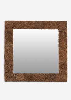 Buzz Square Mirror - Large