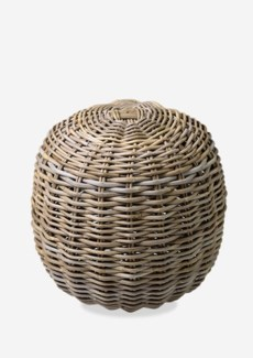 (LS) Rattan Ball Kubu-Big (min qty 2 pcs) (Dia 16.5)