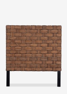 (LS) Headboard Abaca Wicker Mix A Full (54x2x60)