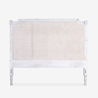 Louise Cane Headboard - Queen