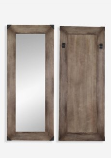 (SP) Sonoma Vintage Rectangular Mirror (31.5x1x79)