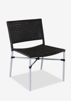(LS) Dylis Dining Chair/Stackable-Outdoor (24x24x34)