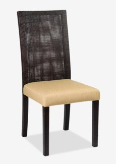 Espa Dining Side Chair (min qty 2 pcs) (22x23x34.5)