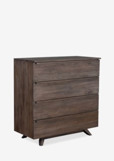 (LS) Gobin Chest of 4 Drawers (39X18X39)
