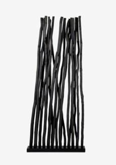 Jungle Divider-Black (34X8X81) (2pcs/case) -- price is per piece