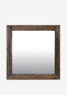 (LS) Karel Square Mirror (39x2x39)