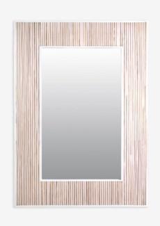 (LS) Simbada Mirror - White