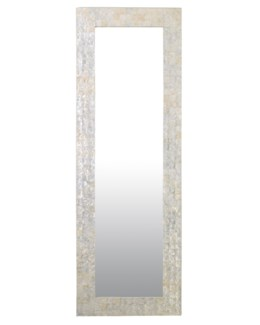 (LS) Chesapeake Mirror w/ Capiz shell (27X1X79)