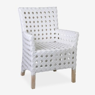 Derby Arm Chair - Indoor / Outdoor (25X25X35)