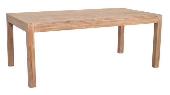 (LS) FT Davis Rect Dining Table-Balilook (77X39X30)