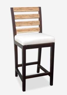 "(LS) Newport Counterstool (18X20.5X40); Seat Height 26"""
