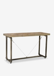 Trapeze Console Table (49x19x30)