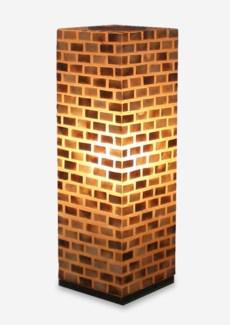 (SP) Valentti Square Table Lamp (L) (8x8x25)