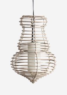 """Sienna Hanging Lamp (M) (14""""X14""""X21.5"""")"""