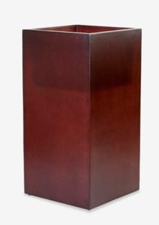 (LS) Labota Square Planter Lamp (L)-PURPLE (18x18x35)