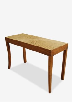 (LS) Habitat Console Table Curved Leg (47x19x30)