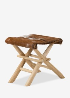 Safari folding stool (18X15X16.5)