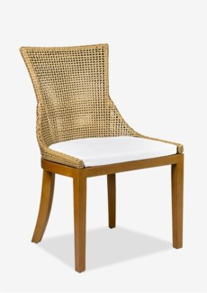 Spartha Dining Side Chair (min qty 2 pcs) (24x22.5x35)