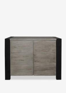 (LS) Solo TV Cabinet W/2 Doors
