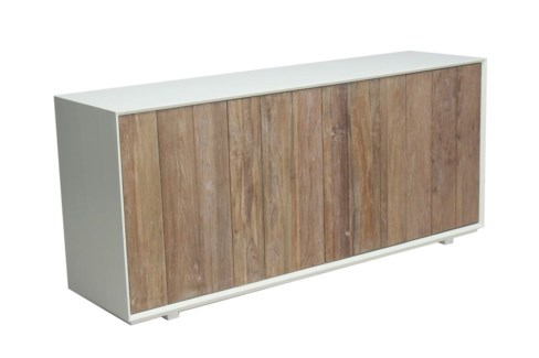 Athena Sideboard with 4 Doors (71X19X31)