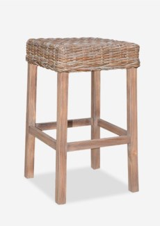 (SP) Caruma Counter Stool (min qty 2 pcs) (17x17x26)