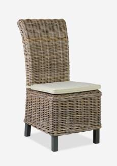 Samurai Chair KG - Oatmeal (2 pcs/box) (19x25x41)