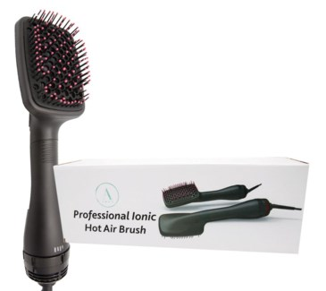 ABAA PROFESSIONAL IONIC HOT AIR BRUSH