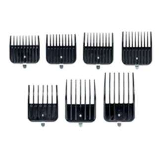BG Snap On Blade Combs 7PC