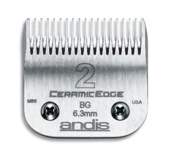 SZ 2 Ceramic Blade 6.3mm