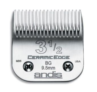 """SZ 3 1/2"""" Ceramic Blade 9.5mm"""