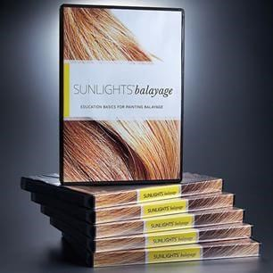 $MD SUNLIGHTS BALAYAGE DVD