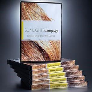 SUNLIGHTS BALAYAGE DVD