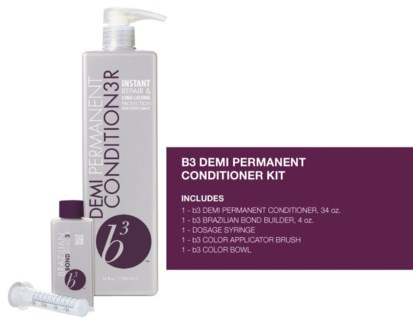 $MD BBO B3 DEMI PERMANENT CONDITIONER KI
