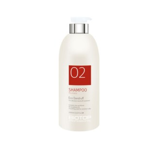 1000ml BIO 02 Eco Dandruff Shampoo