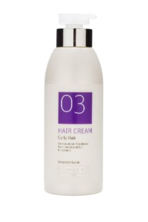 500ml BIO 03 Curly Hair Cream 254109