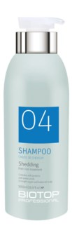 500ml BIO 04 Shedding Shampoo HAIR LOSS