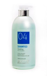 1000ml BIO 04 Shedding Shampoo HAIR LOSS