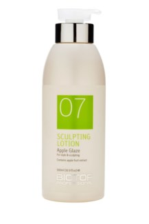 500ml BIO 07 Apple Glaze Sculpt Lotion