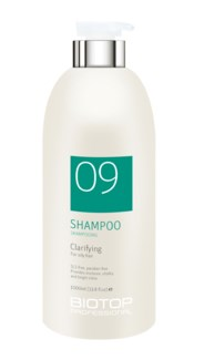 1000ml BIO 09 Clearifying Shampoo