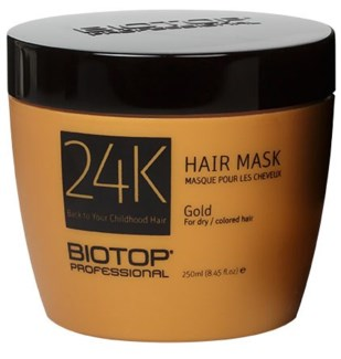 250ml BIO 24K GOLD Hair Mask 54192