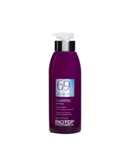 500ml BIO 69 Curly Hair Shampoo
