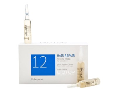 BIO 12 Hair Repair Ampoules 10pk