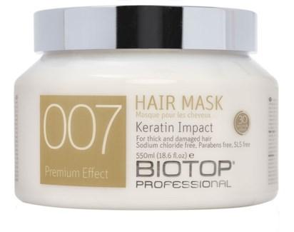 550ml BIO 007 Keratin Mask 197275