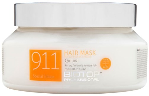 350ml BIO 911 Quinoa Hair Mask